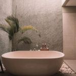 きれいな浴室